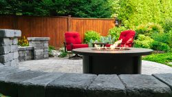 Eco-friendly landscaping and installations